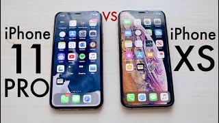 iPhone 11 Pro Vs iPhone XS SPEED TEST!!!