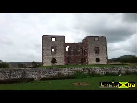 Colbeck castle in St Catherine Jamaica.