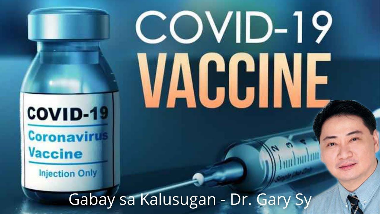 COVID -19 Vaccine - Dr. Gary Sy
