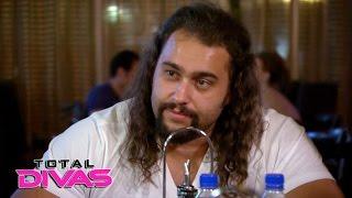 Rusev reveals his opinion on bachelorette parties: Total Divas Preview Clip, Jan. 18, 2017