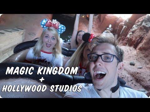 YouTubers Get WET in Disney World (NOT CLICKBAIT!!)