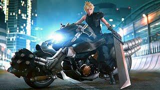 Final Fantasy 7 Remake Gameplay BOSS Fight (2019) FFVII