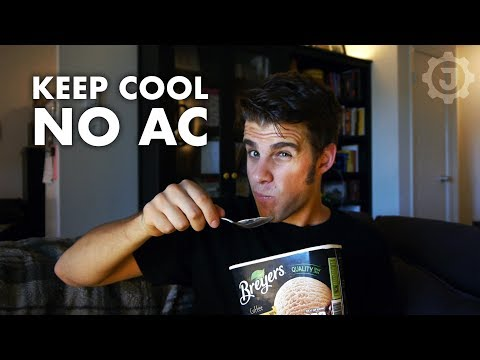 Keep Cool and Beat The Heat Without Air Conditioning