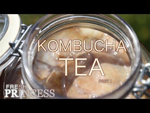 How to Brew (and Flavor) Kombucha Tea: Part I  |  Fresh P