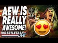 Nick Jackson amp Rey Fenix ARE AWESOME AEW Dynamite Nov 20 2019 Review WrestleTalk Live