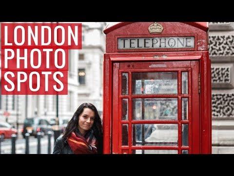 5 Great Photo Spots in London