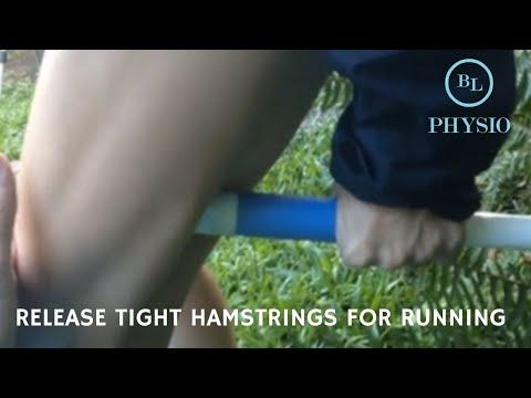 Running - New Trick to Release Tight Hamstrings - Running Injury Free Revolution (RIF REV)