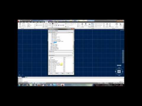 Autocad Architecture 2011 Tutorial - Custom Toolbar