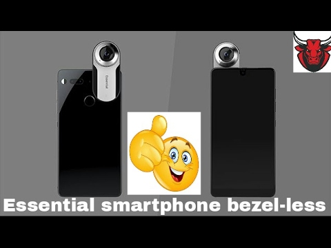 Andy Rubin's Essential Phone