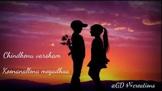 @Chitra~masana~meghame|love status video