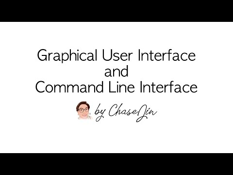 Graphical User Interface (GUI) vs Command Line Interface (CLI)