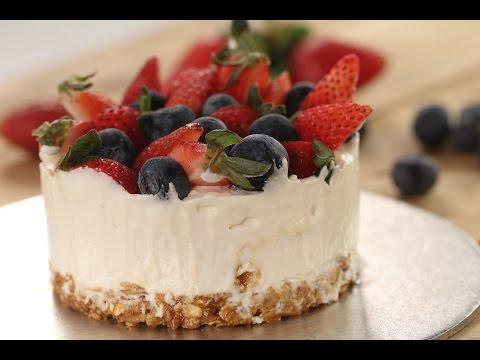 Cheesecake | Sanjeev Kapoor Khazana
