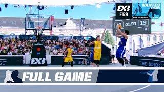 Philippines shock Romania - Full Game - FIBA 3x3 World Cup 2017