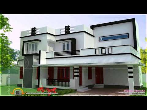 One Story 3 Bedroom Modern House Plans