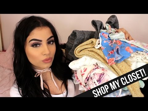 Shop My Closet | Make Money Selling Your Clothes