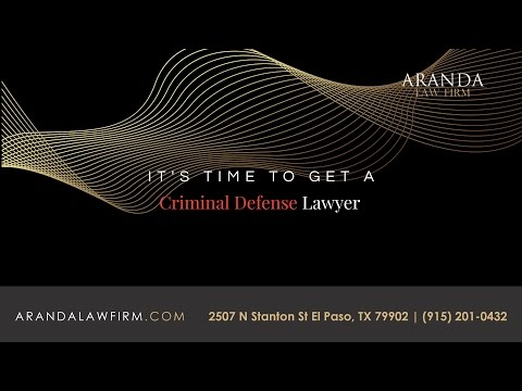 Don't Go In Without a Criminal Defense Lawyer