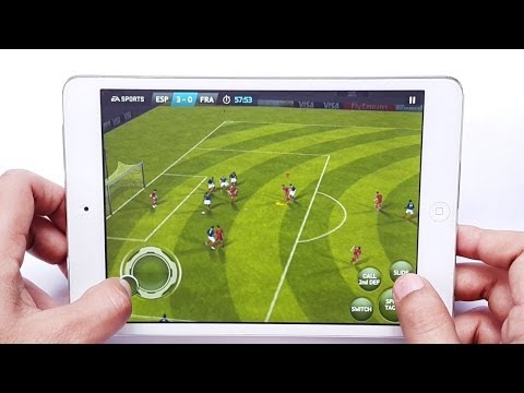 FIFA 14 | FIFA World Cup 2014 Brazil Edition | Gameplay iOS iPhone & iPad HD