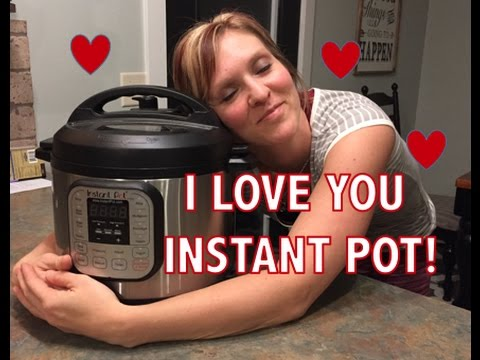 Easy Pork Roast in the Instant Pot!!