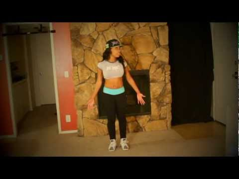 Mobility Warm up workout with Keaira LaShae