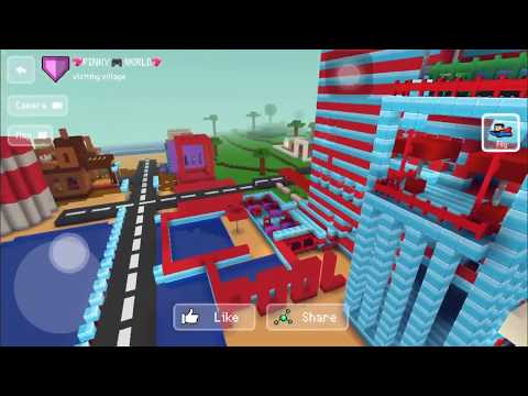 Block Craft 3D : Building Simulator Games For Free Gameplay #168 (iOS & Android) | Train Car