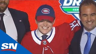 Montreal Canadiens Select Cole Caufield 15th Overall In 2019 NHL Draft