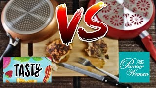 Which Pan Is Better? | Pioneer Woman Cookware VS Tasty Cookware | Should You Buy?