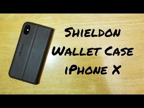 Shieldon Wallet Case review iPhone X (10)