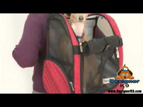 Airline Approved Dog Carrier From Designer K9