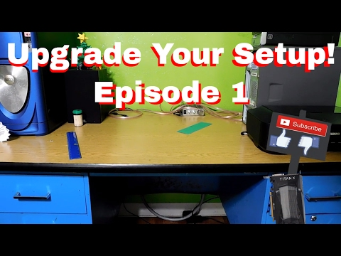 Upgrade Your Setup - Episode 1 ~ Lenovo G50-45