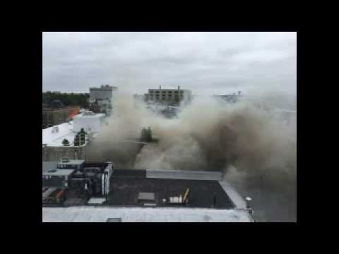 Brooklyn 10-60 Gas Explosion Audio