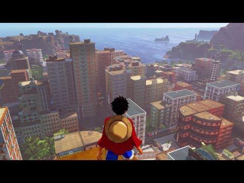 One Piece: World Seeker Gameplay Trailer