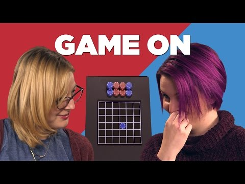 Order and Chaos - Hannah Nicklin vs Emma Blackery - Game On 1x06