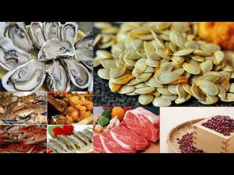 Tinh dịch lẫn máu, nên dùng thực phẩm gì