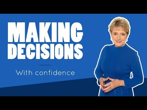 3 Decision-Making Steps | Universal Laws by Mary Morrissey