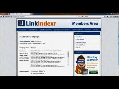 How To Index Backlinks Fast - Backlinks Indexer