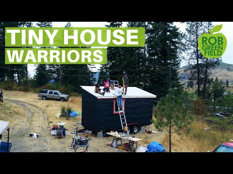 Tiny House Warriors: Stopping the Kinder Morgan TransMountain Pipeline