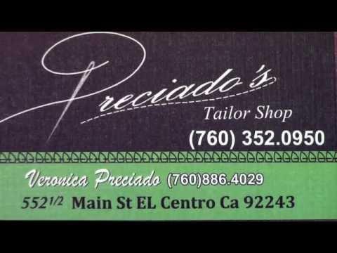 PRECIADO'S CUSTOM TAILOR SHOP