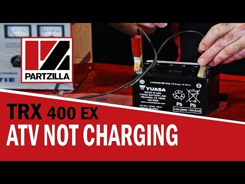 How to Test ATV Stator, Rectifier and Battery | Partzilla.com