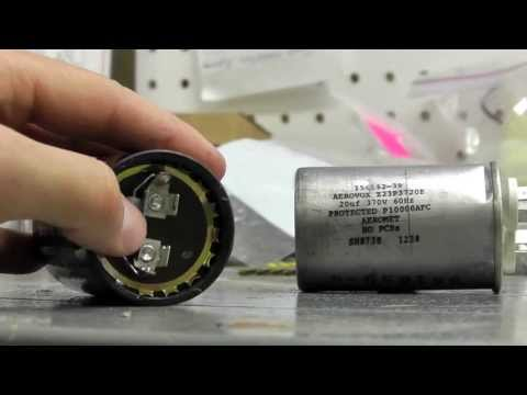 How to Choose a Replacement Capacitor