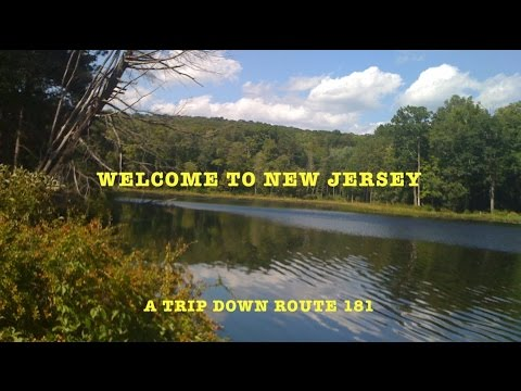 Pub 199 - A Motorcycle Ride down Route 181 to Mount Arlington in Morris County NJ