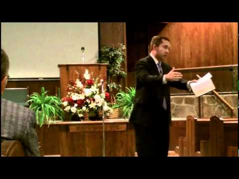 Prayer: What Should I Say? Church of Christ Sermon