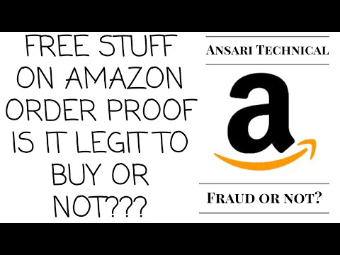 How To Get Free Stuff On Amazon.in+Order Proof {2016}   Is it Legit To Buy ?