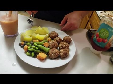 How To Make Healthy & Tasty Lean Turkey Meatballs