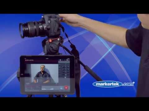 Manfrotto Digital Director for iPad - Nikon/Canon DSLR Cameras
