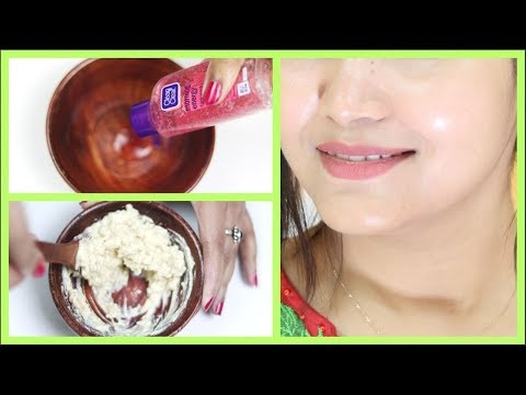 Easy 2 steps for bright , glowing, younger looking skin