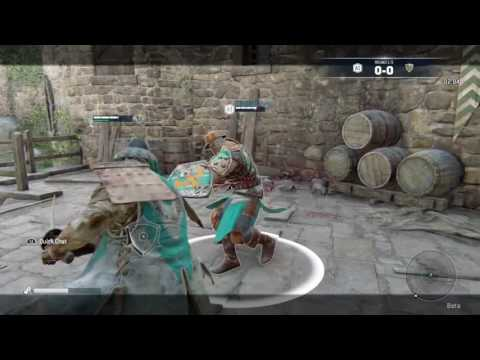 For Honor Duels with Music