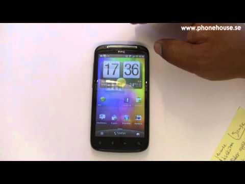 HTC Sensation - demo