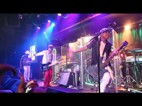 Mint Condition, Prince tribute, BB King Blues Club, NYC 7-8-16