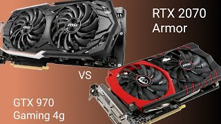 RTX 2060 vs GTX 970 Videos - votube net