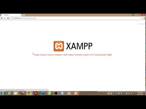 How To Fix Problem With Port 80 or 443 in Apache XAMPP 1 7 7